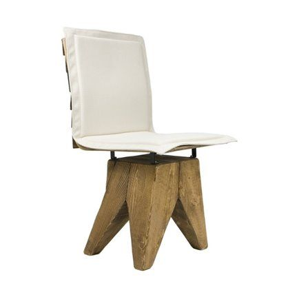 Krzesło GONT turkusowe