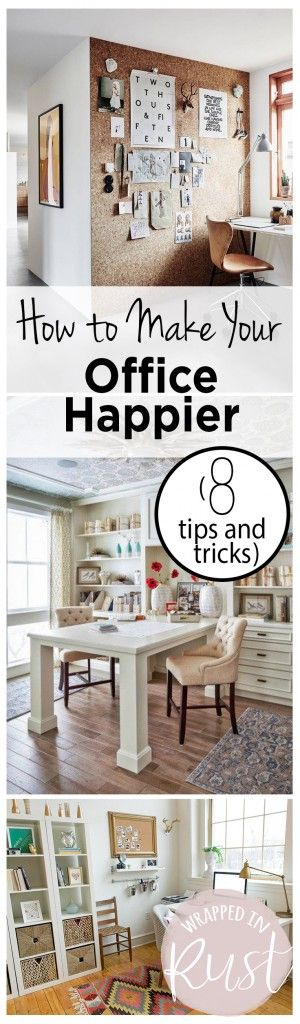 How To Make Your Office Happier (8 Tips And Tricks