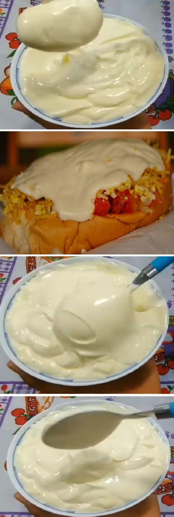 Se acabó la mayonesa! Aprende a hacer la verdadera Mayonesa perfecta en sólo un minuto! #mayonesa #salsa #fastfood #foodie #bread #breadrecipe #pan #panfrances #pantone #panes #pantone #pan #receta #recipe #casero #torta #tartas #pastel #nestlecocina #bizcocho #bizcochuelo #tasty #cocina #chocolate Si te gusta dinos HOLA y dale a Me Gusta MIREN …