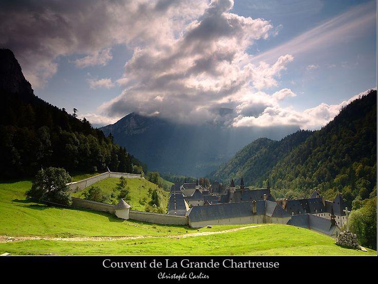 Couvent de La Grande Chartreuse - Saint-Pierre-de-Chartreuse, Rhone Alpes