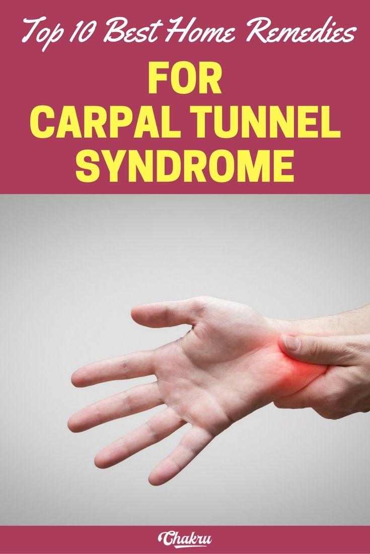 Carpalis alagút-szindróma tünetei és kezelése