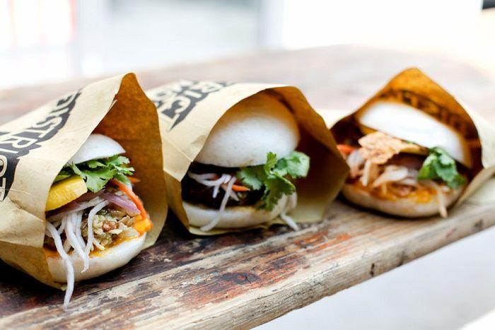 Bao Burger - Paulette magazine - FOOD : QUOI DE NEUF DANS NOS ASSIETTES ?