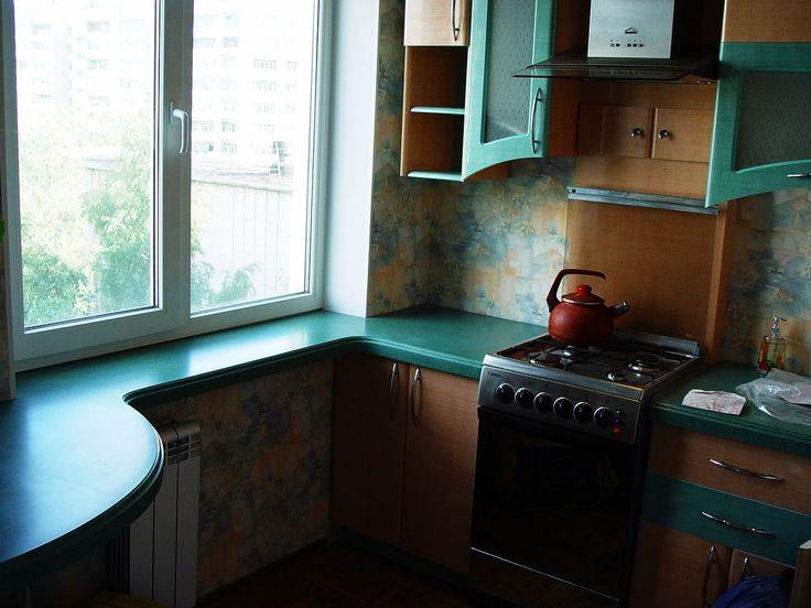 Идеи для подоконника на кухне
