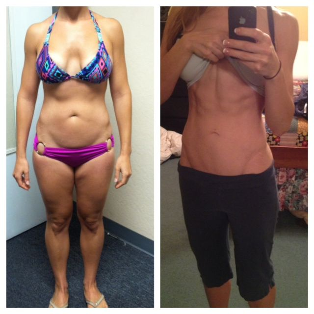 Bikini Competition Diet 8 Week Progress | Exercise and ...