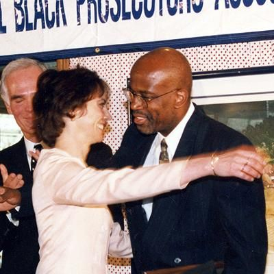 News: Christopher Darden Finally Reveals He and Fellow O.J. Simpson Prosecutor Marcia Clark Were 'More Than Friends'