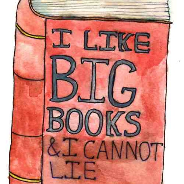 You other readers can't deny.: Worth Reading, Things Books, Books Worms, Books Illustrations, Books Worth, Books Nerd, Mr. Big, Big Books, The Books Ives Reading