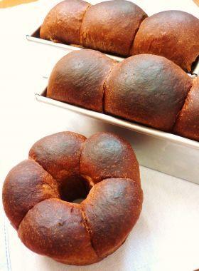 「チョコ×チョコパン」katumi | お菓子・パンのレシピや作り方【corecle*コレクル】