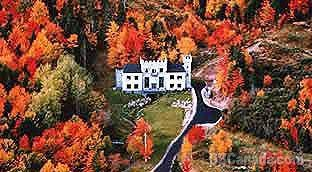 Castle Moffett Baddeck Bed and Breakfast Accommodation Detailed Information