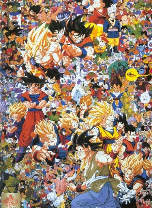 Every Dragon Ball character