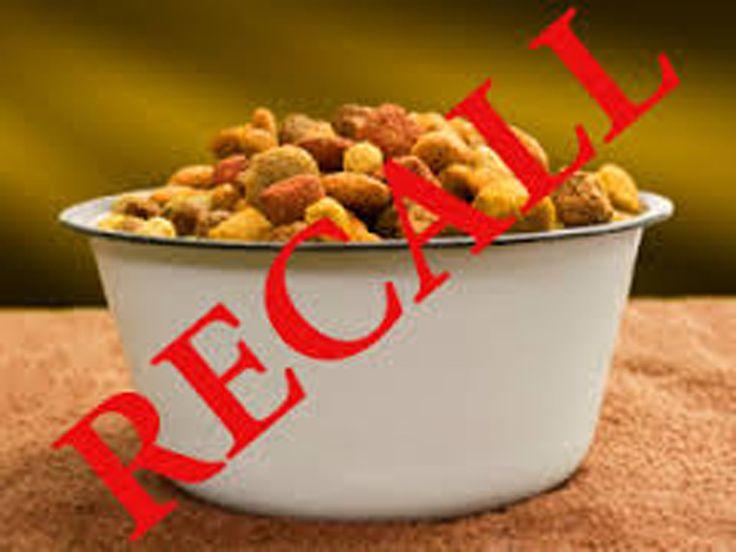 Natural Balance Puppy Food Recall