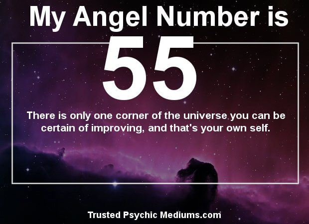 The True meaning of Angel Number 55 is Shocking. Find out ...