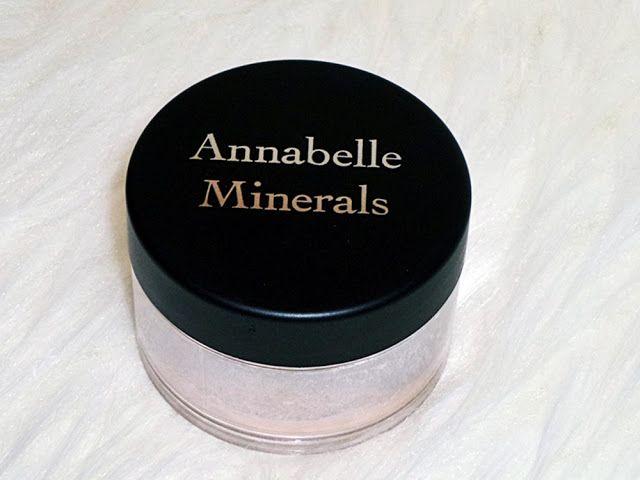 Anabelle Minerals podkład