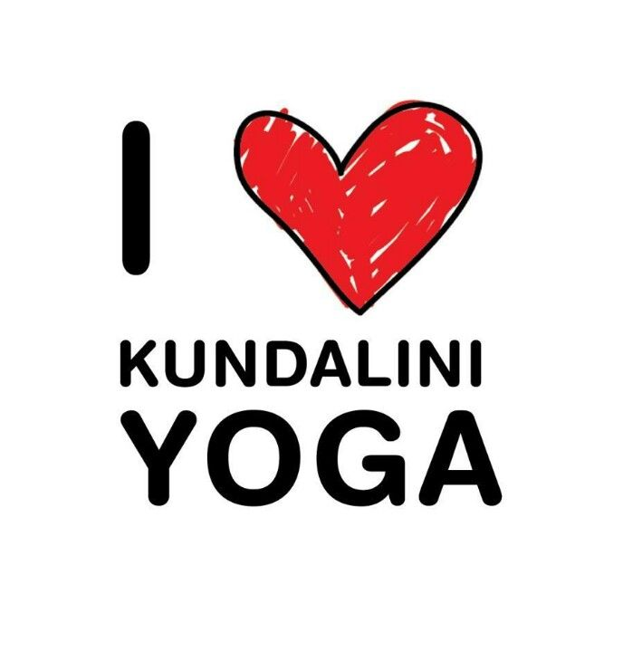 I heart Kundalini Yoga Loved and pinned by www.downdogboutique.com