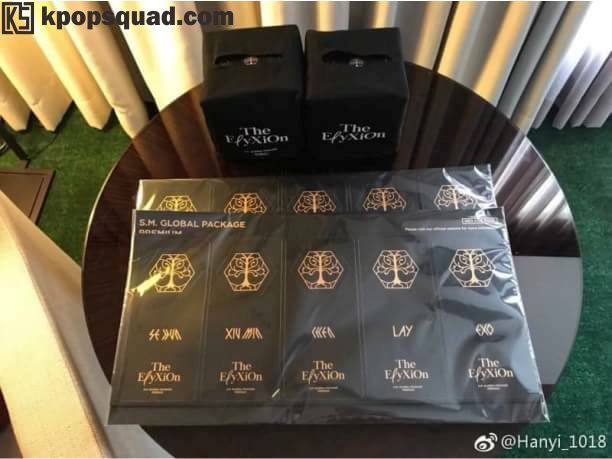 Unboxing SM Global Package Edisi 'The ElyXiOn', Special Merchandise Eksklusif EXO!