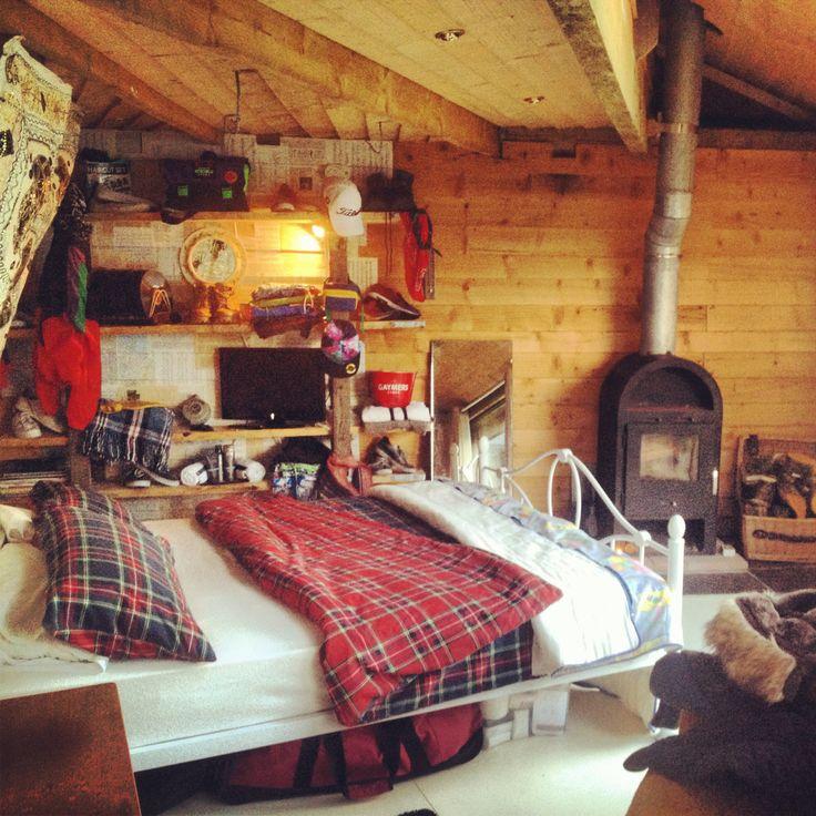 Indie Bedroom Home Sweet Home Pinterest Wooden Walls Bedrooms