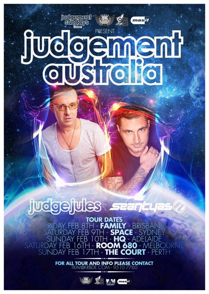 Judge Jules & Sean Tyas