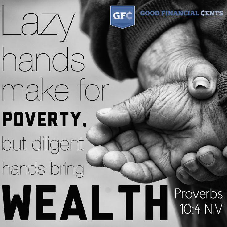bible verse abut business proverbs 10:4