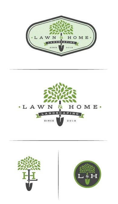 Best 25+ Landscaping logo ideas on Pinterest | Graphic design ...