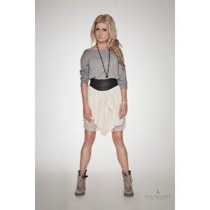 Agi Jensen - spódnica asymetryczna mini