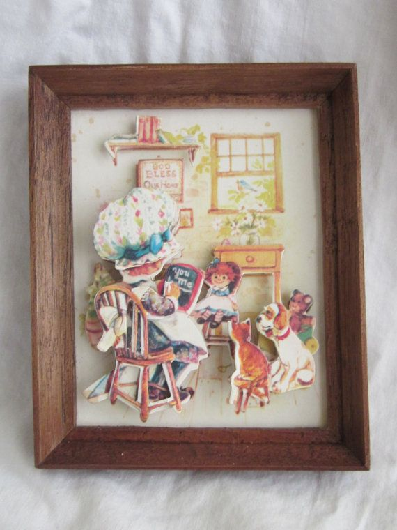 157 Best Images About Vintage Holly Hobbie On Pinterest
