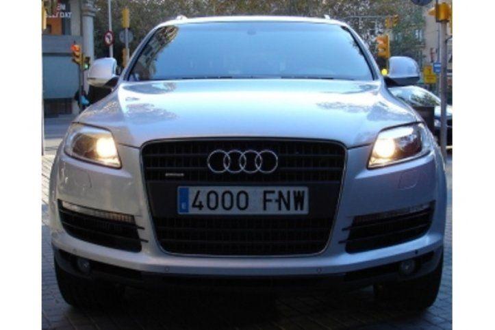 Audi Q7 Sline de ocasión, Se vende Audi Q7 Sline. - Vehículos - Coches - Todoterrenos - Videoanuncios.es
