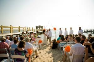 Best Wedding Destinations in the U.S. — Outer Banks, North Carolina (Great article about getting married in OBX!)