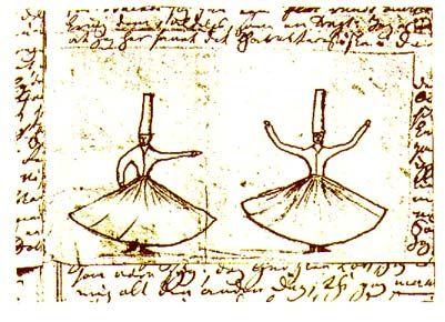 Darwish - Ilustrasi Sufisme