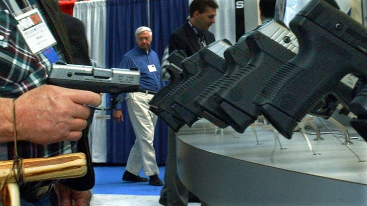 The only way to stop a bad guy with a gun is a good guy with a gun, or so the National Rifle Association likes to say. This week, an NRA employee apparently stopped himself by accidentally shooting himself during firearms training at NRA headquarters in Virginia.