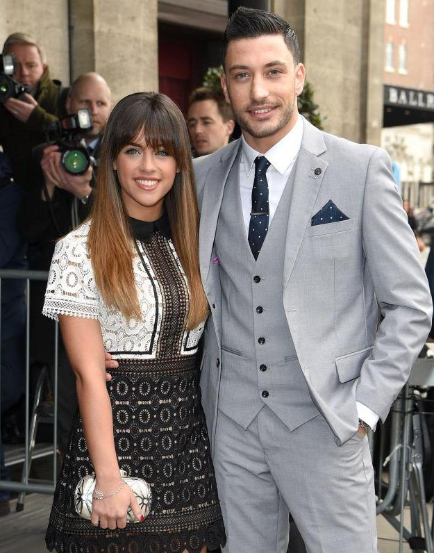 Georgia May Foote and Giovanni Pernice have opened up ...