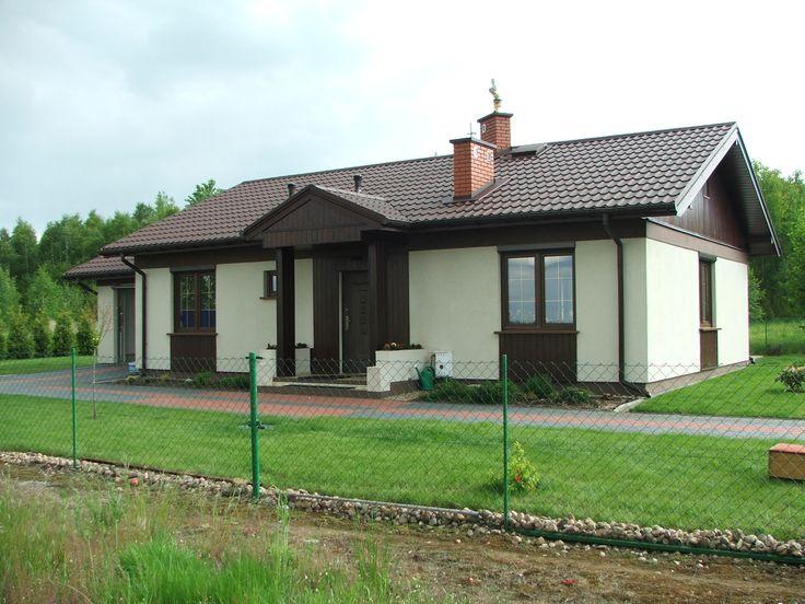 Projekt domu Promyk