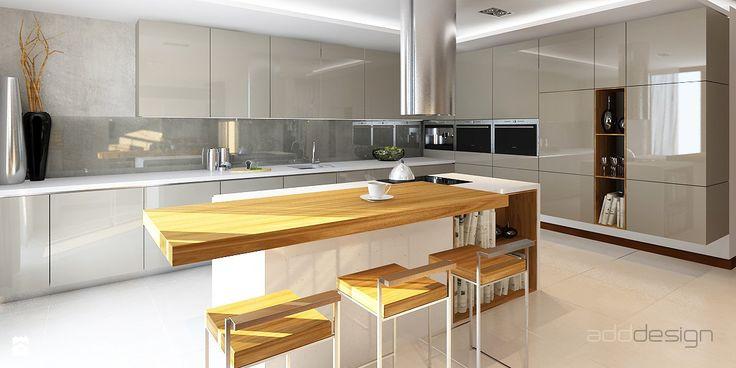 Kuchnia styl Nowoczesny - zdjęcie od add design - Kuchnia - Styl Nowoczesny - add design