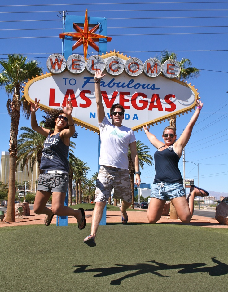 Las Vegas - great place for a hen or stag do