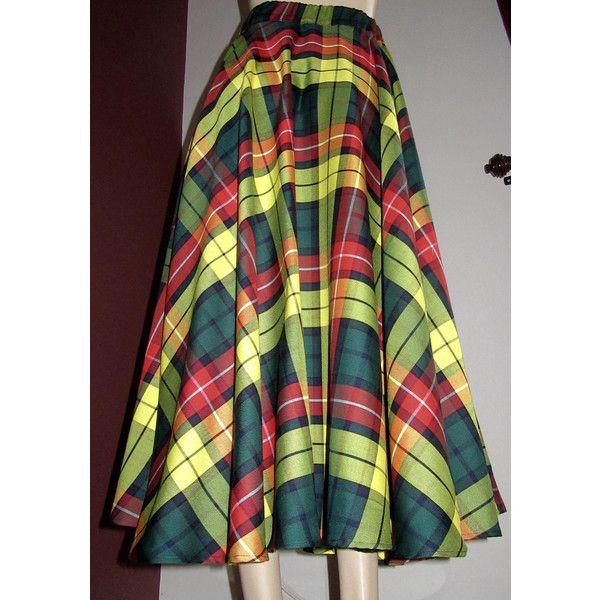 T-Length Full Circle Skirt ($73) ❤ liked on Polyvore featuring skirts, black, women's clothing, long skater skirt, elastic waist skirt, long skirts, party skirts and draped skirts