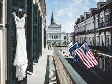 Boda en el Barrio Francés de Nueva Orleans (USA) | Félix Faura