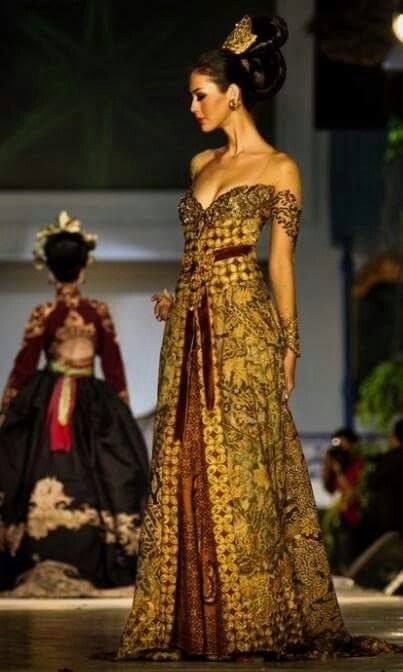 Batik modern style