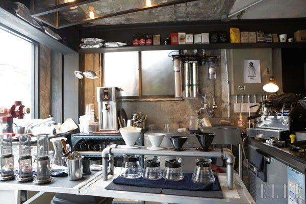 아스트로노머스 커피 / 연남동