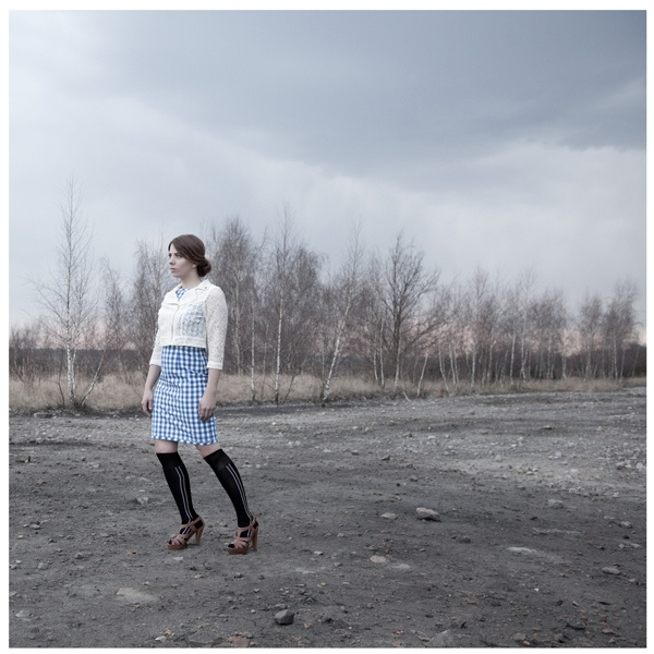 Aneta Langerova by David Turecky