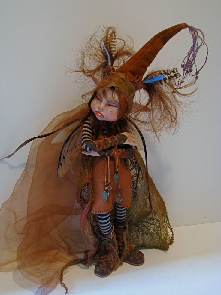 Fairy-tale characters from Lorell Lehman
