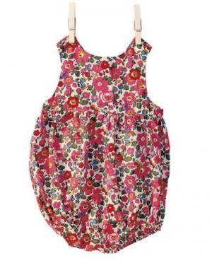 Patron de couture Bloomer fleuri 137 - Burda sur AiguillezMoi.com