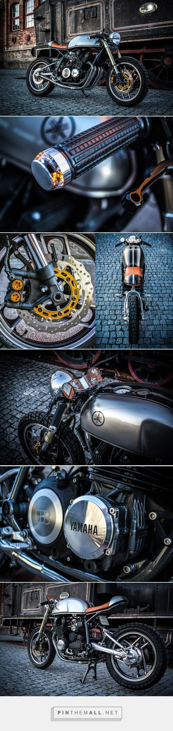 The Keeper - Yamaha XJ900 Cafe Racer           ~            Return of the Cafe Racers   http://www.returnofthecaferacers.com/2016/10/yamaha-xj900-cafe-racer.html - created via https://pinthemall.net