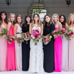 Picking and choosing your wedding colors can be quite the task., . It can determine everything from the look and feel of your reception room.  A great post from www.brides.com, that I thought I'd share.