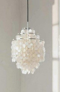 New! shell CHANDELIERS / Modern & Contemporary