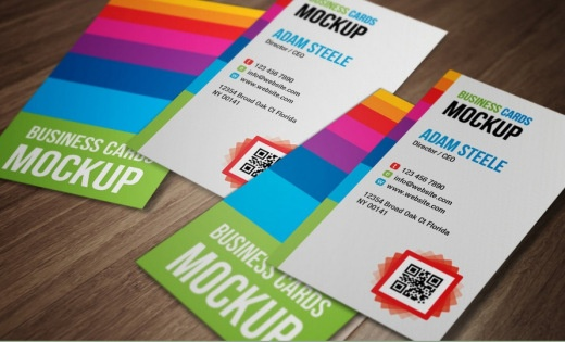 30 Creative Free Business Card Templates