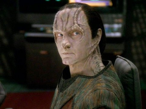 Elim Garak (of DS9), played by Andrew Robinson is my all time favourite TV character.