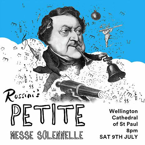 Rossini's Petite Nesse Solennelle by Nota Bene