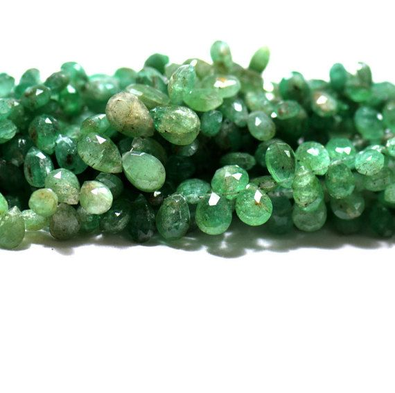 Buy online emerald gemstone  beads from explorebeads which is one of the trusted source for natural and genuine gemstone beads at wholesale price. All type of natural beads are available on explorebeads.