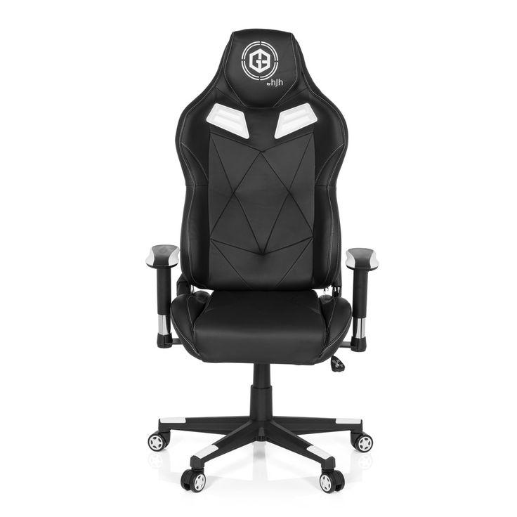 #Gaming #Stuhl / #Bürostuhl #Sportsitz #GAMEBREAKER by hjh OFFICE #SX03 #black #schwarz #front #vorderseite #furniture #gaming stuhl #gamingchair #progamer #style #design #chair #officechair #office #gamingsetup #callofduty #gamer #racing #rennsitz #racer #league #need #red #schwarz #ergonomisch #buerostuhl24.com #chefsessel #boss
