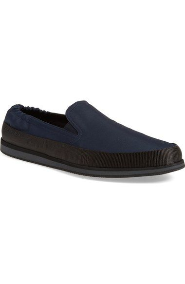 PRADA Slip-On (Men). #prada #shoes #