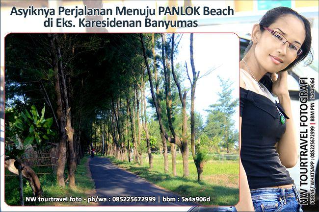 Nurmalia Windy: Asyiknya Perjalanan Menuju PANLOK Beach di Eks. Ka...