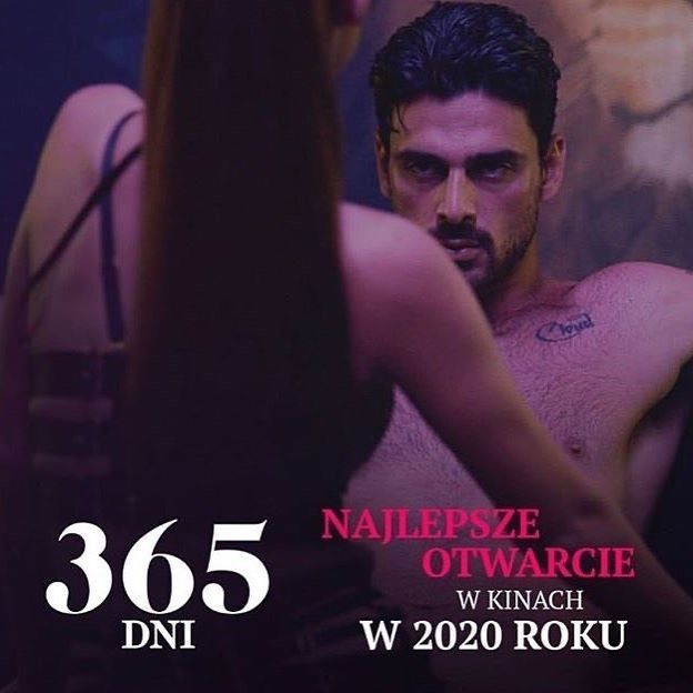 Dni 365 Movie 2020 Fictional Characters Movie Posters Movies